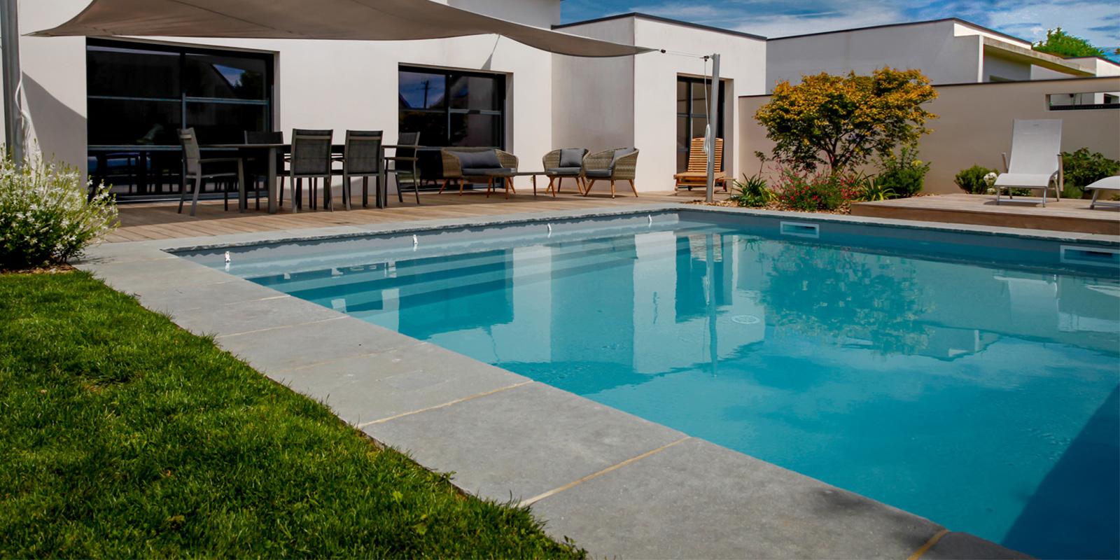 Construction D Une Piscine construction de piscine près d' auray | guillemin paysagiste